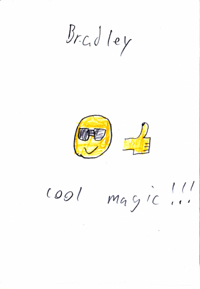 Cool Magic - Bradley