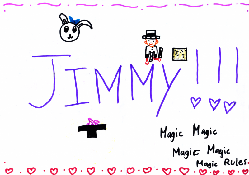 Jimmy!!! Magic Rules