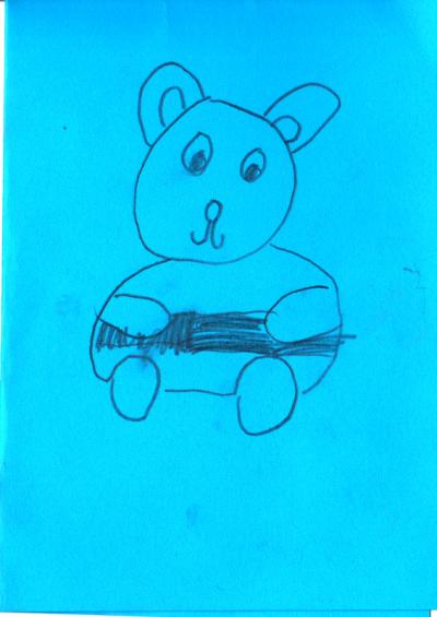 Fan Mail - Teddy Rabbit
