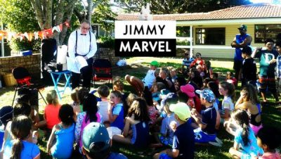 Jimmy Marvel Children's Magician
