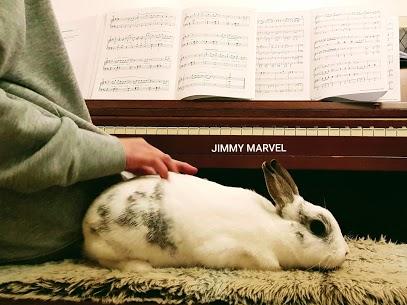 Jimmy Marvel Team Peaches the Bunny